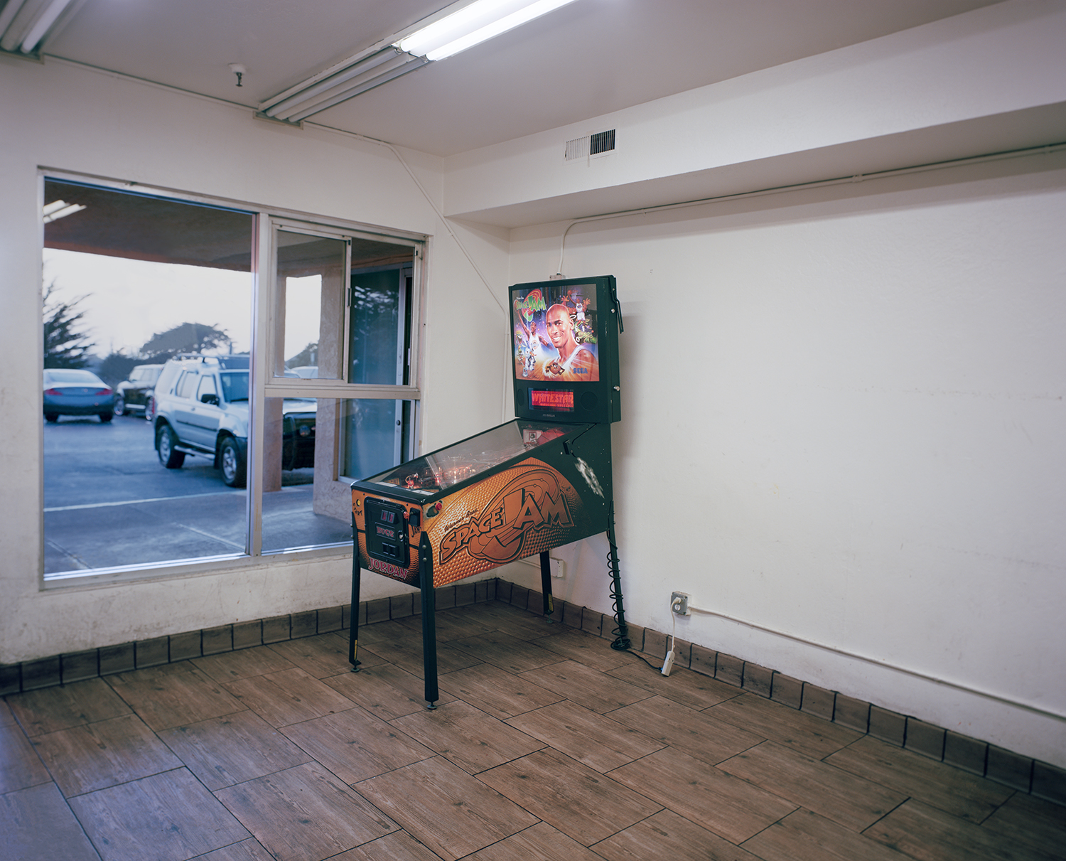 Space Jam Pinball Machine, 2015