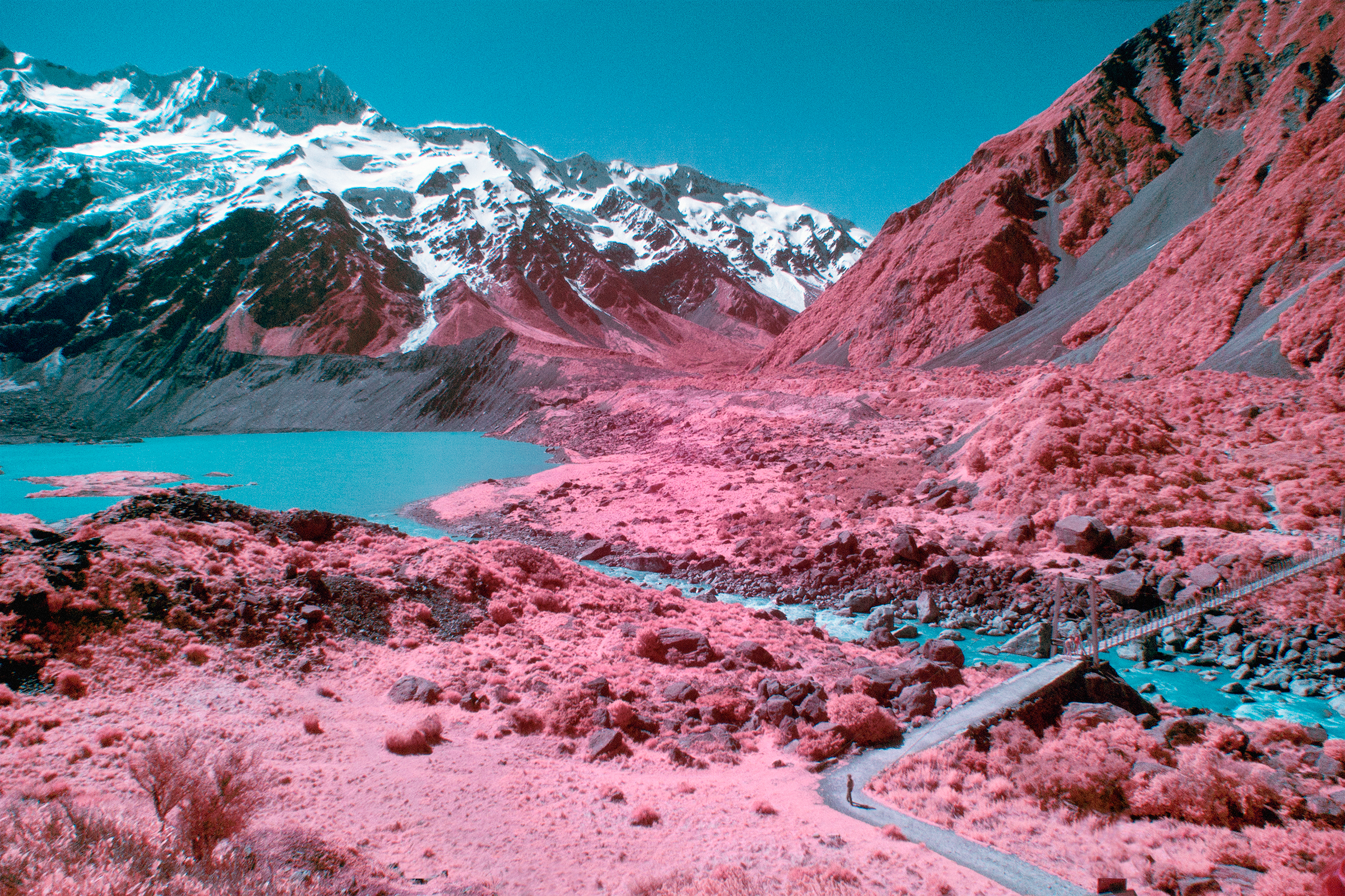 Paul Hoi Group Study Infrared Photography New Zealand 3
