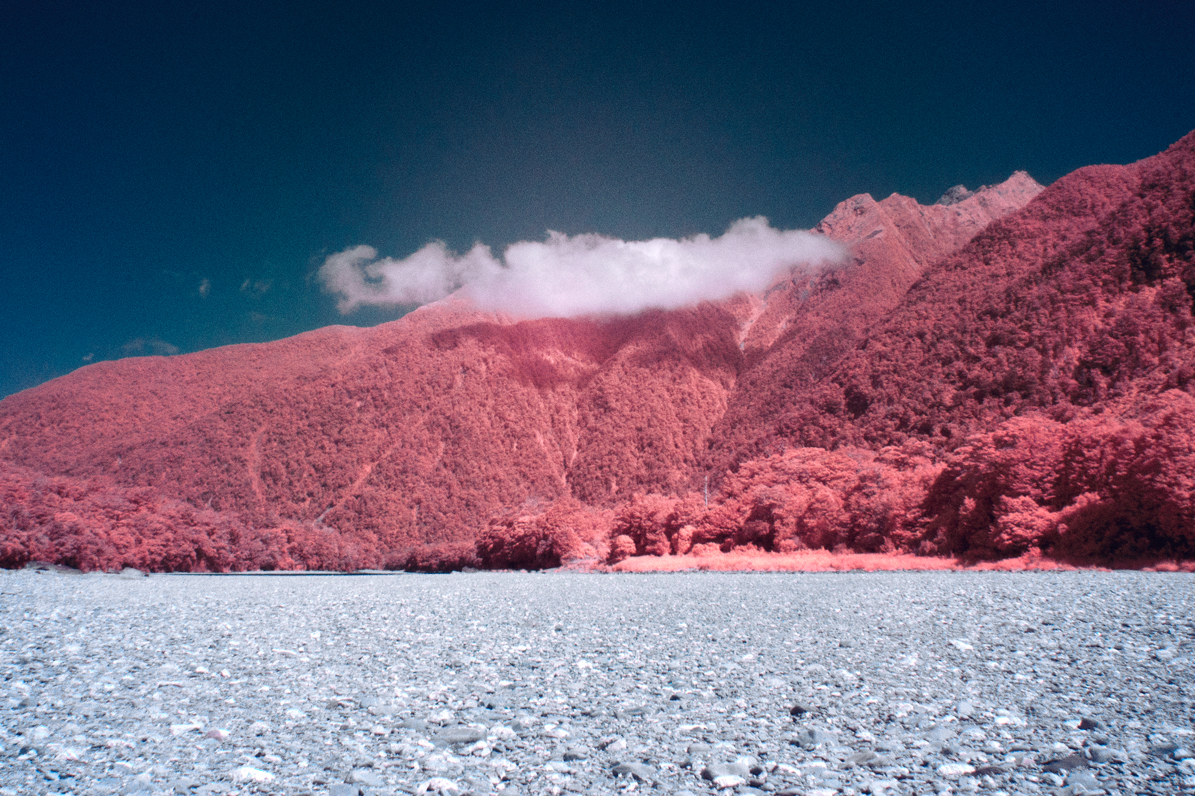 Paul Hoi Group Study Infrared Photography New Zealand 5