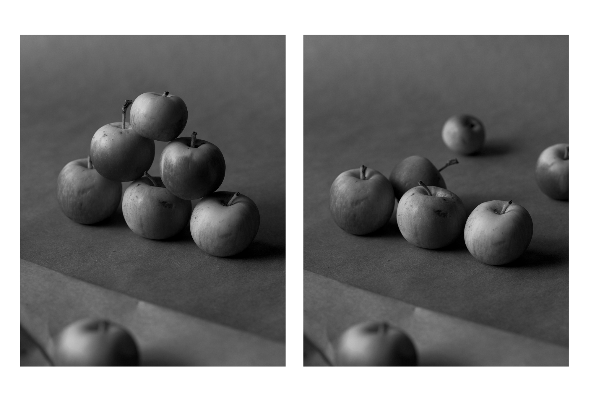aysia-stieb-foot-tap-jaw-jerk-apples-stack-diptych-photograph-02.jpg