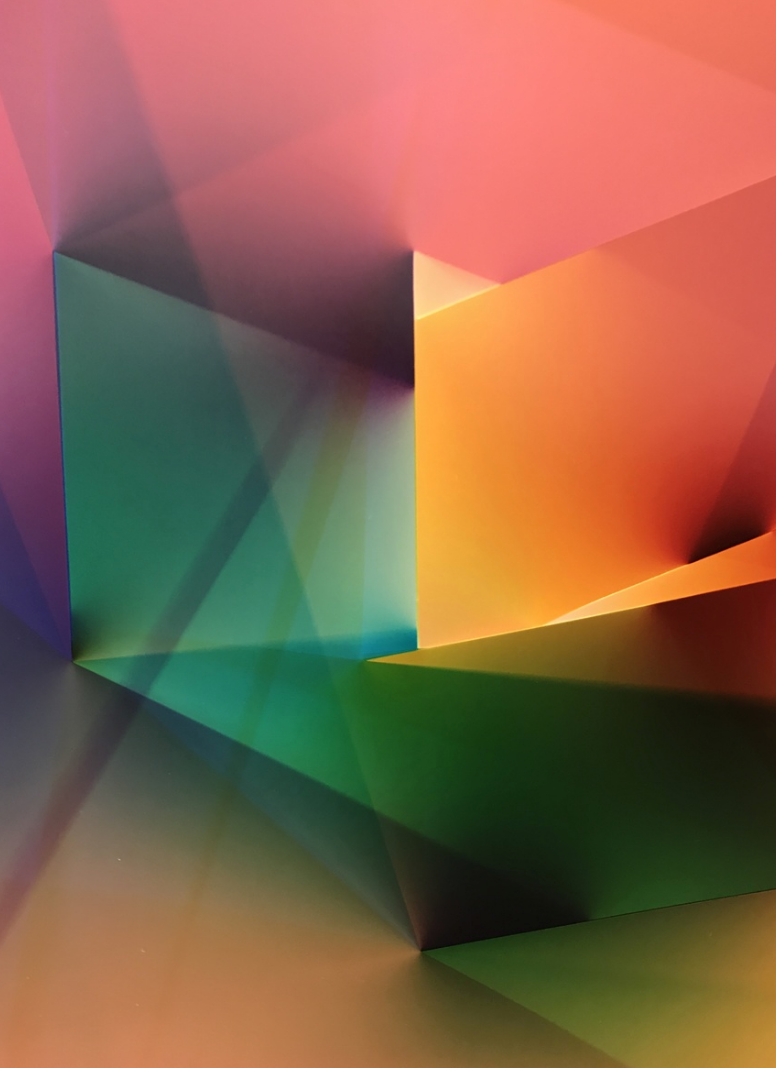 Natalja Kent Group Study Movement Artifacts Unusual Colors 9