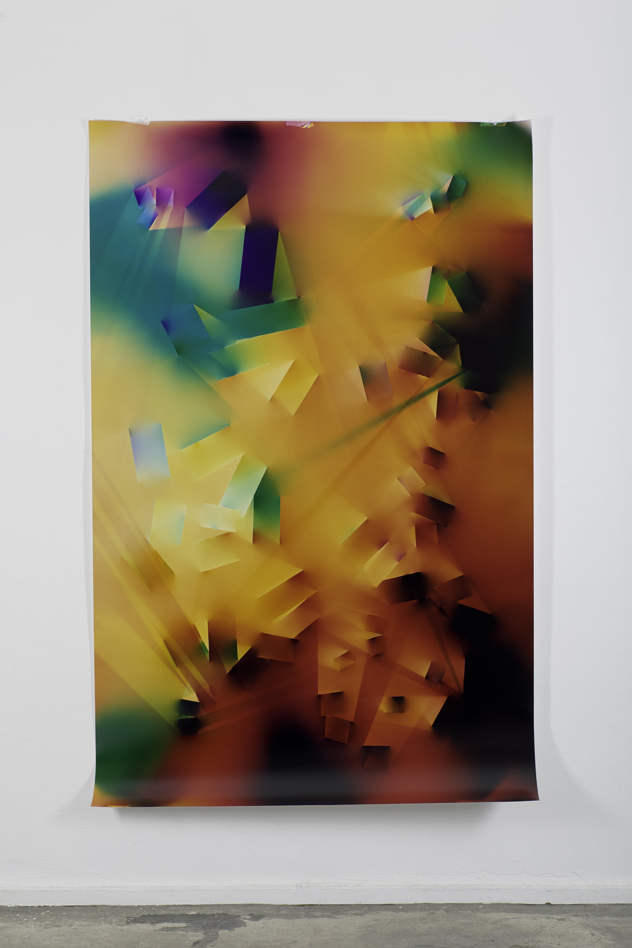 Natalja Kent Group Study Movement Artifacts Unusual Colors 3