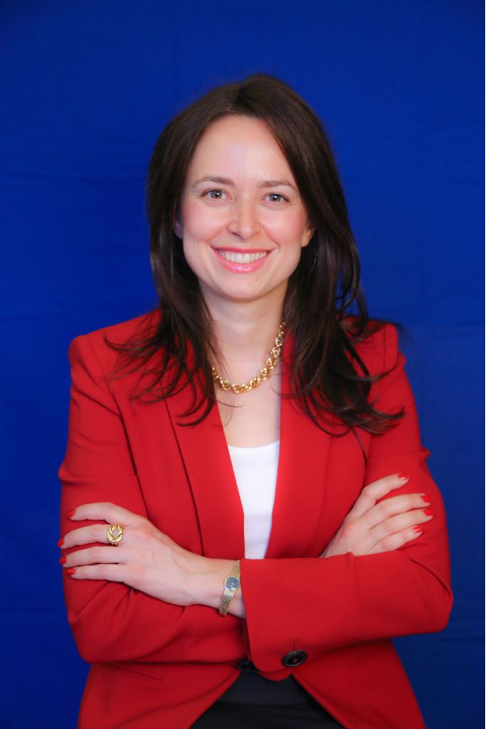 Iva Vukina   President
