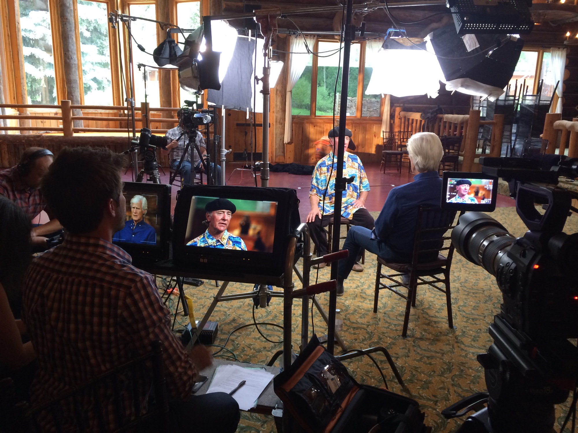 Dateline Interview with Keith Morrison