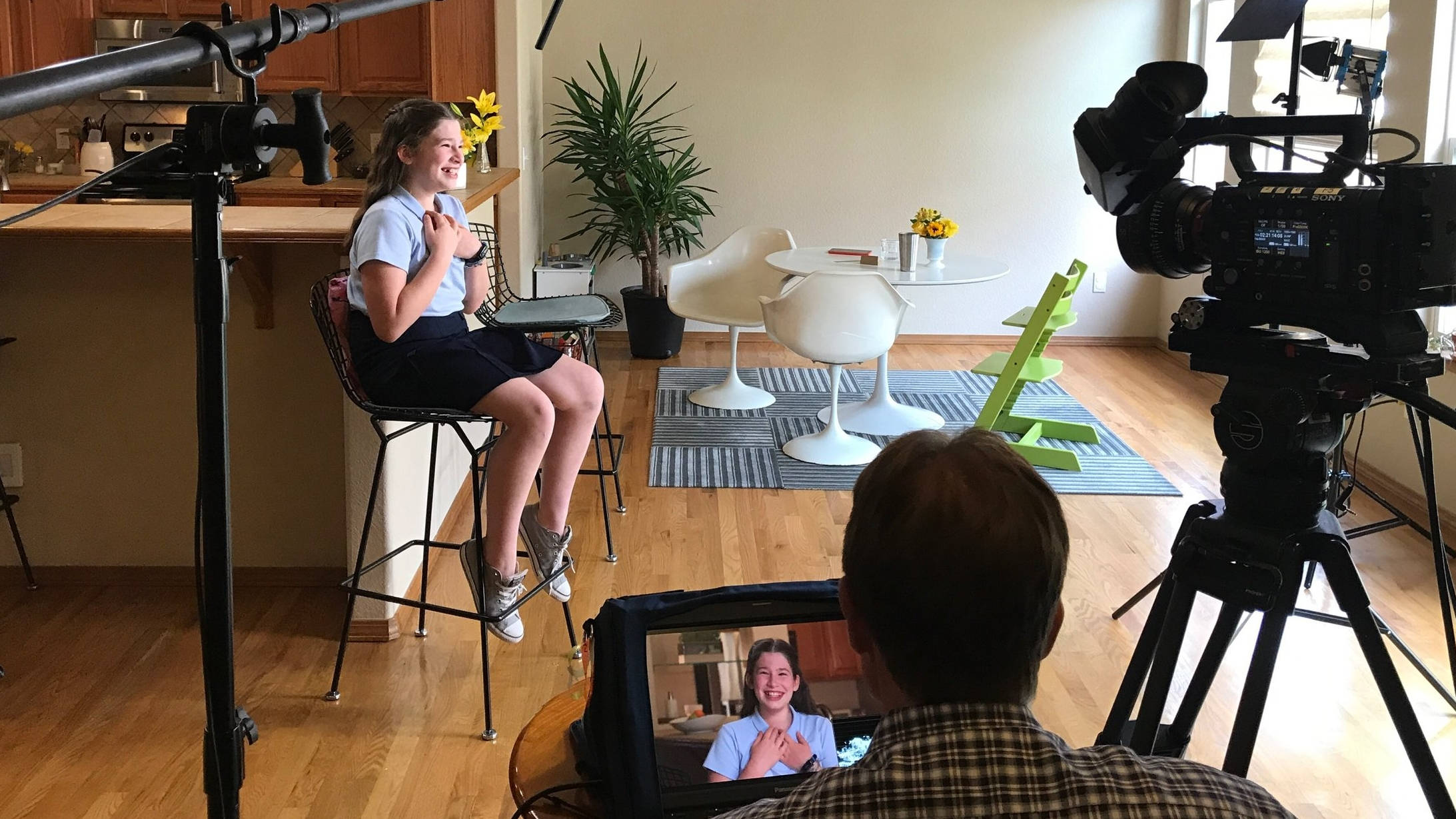 Heather Haven interviewed for Climate Reality Project