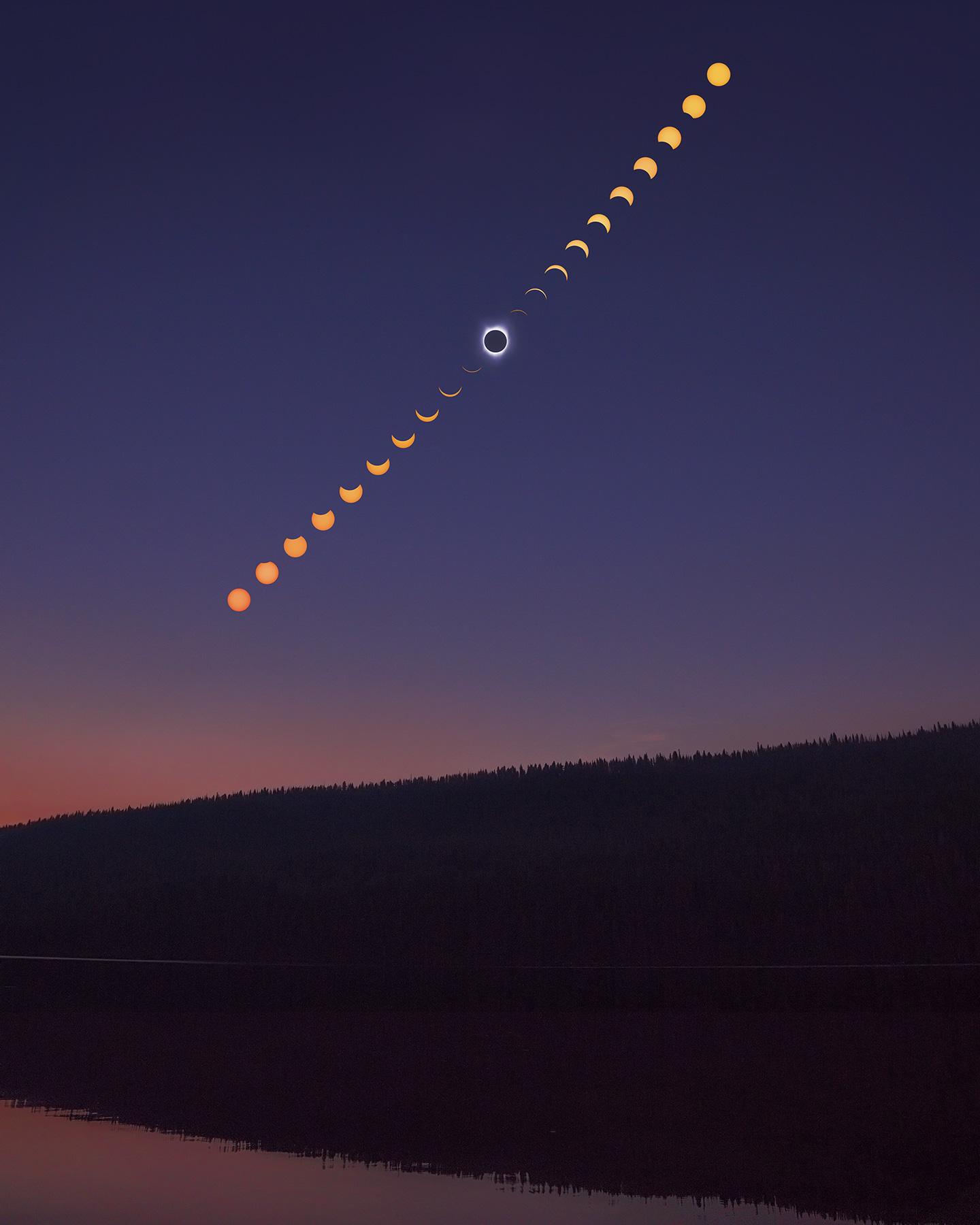 Total Solar Eclipse © Autumn Schrock
