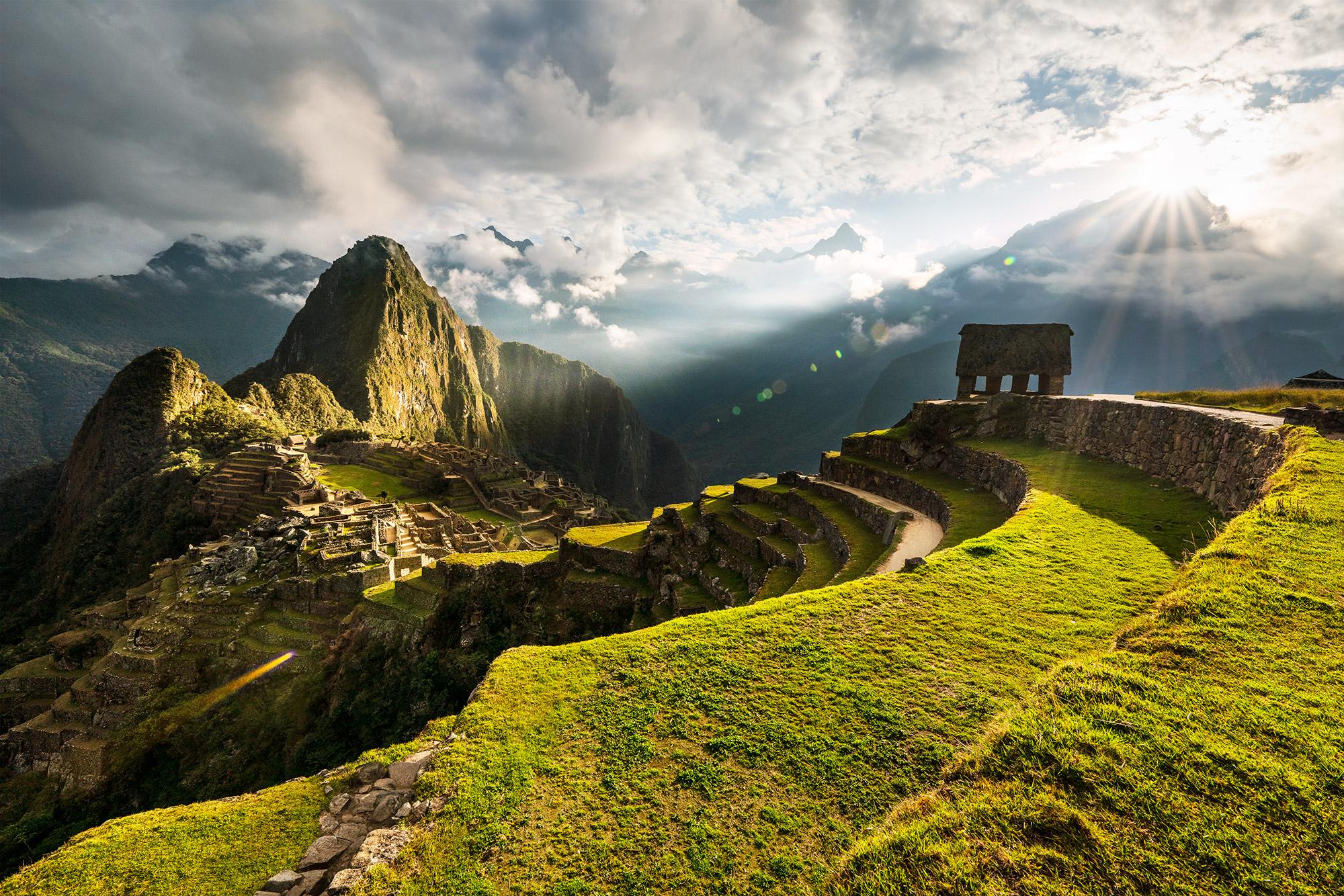 Machu Picchu © Autumn Schrock