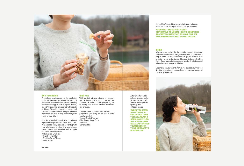 Spring 2019 |  Design, Photo Editing