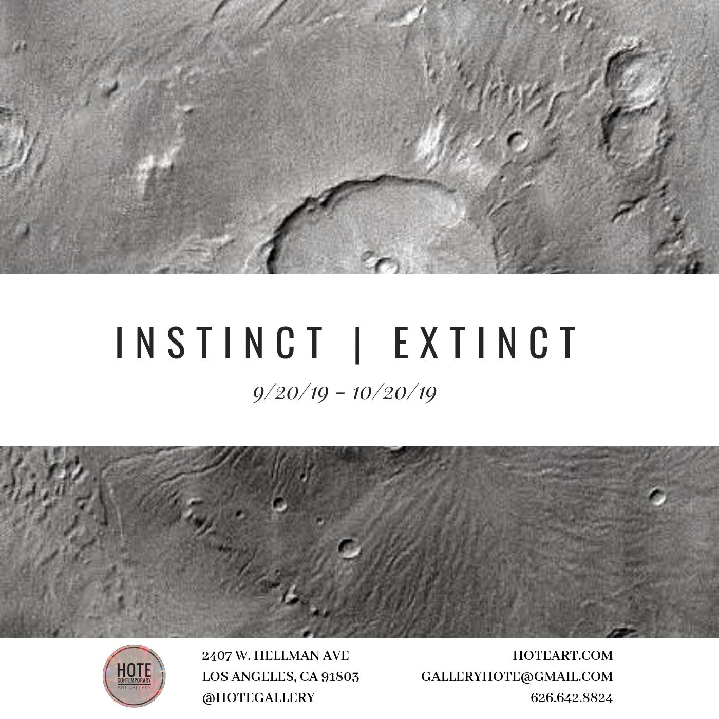 iNSTINCT | EXTINCT
