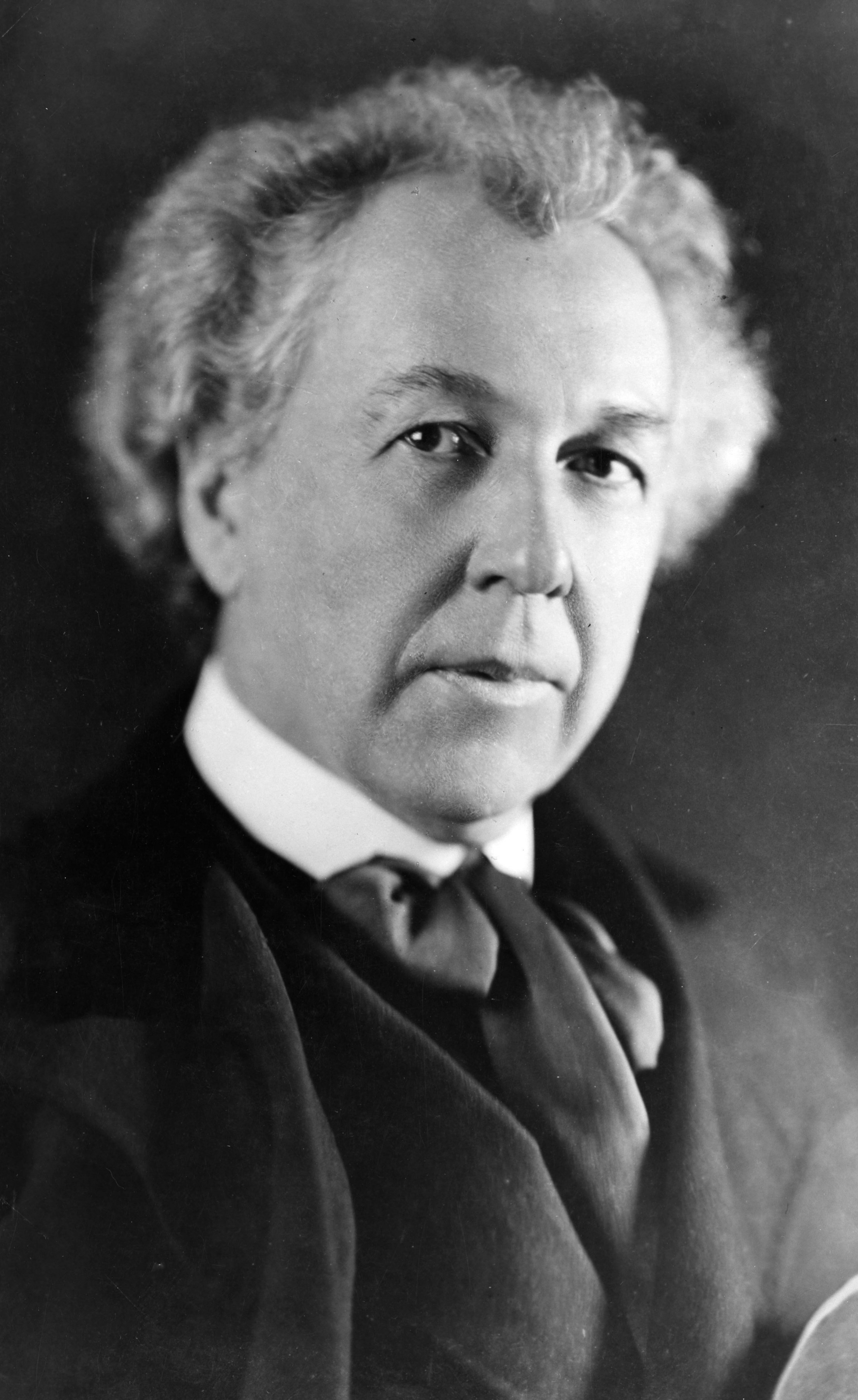 Frank Lloyd Wright, March 1, 1926.  [Public domain. Courtesy of Library of Congress.]