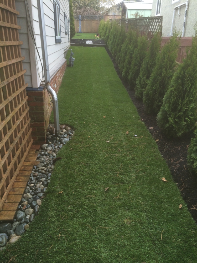 sidehouse landscape | jinglepot landscaping & irrigation