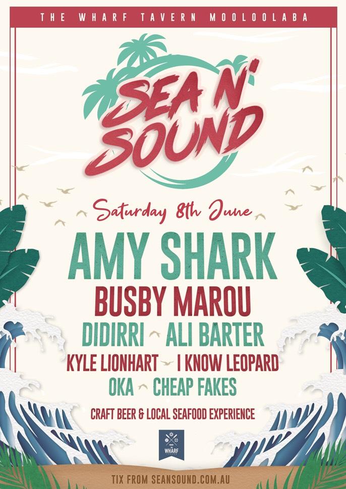 Sa-n-sound event lineup