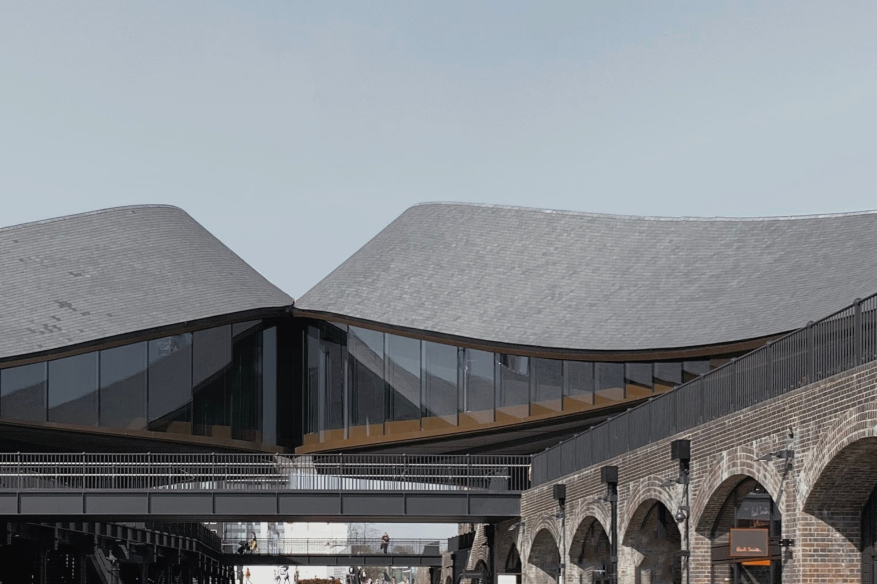 Coal Drops Yard - ArchitectureLondon, United KingdomDescribed as a place to stumble upon something new, to meet with the unexpected, Coal Drops Yard is challenging the trend of faceless, endless, mass supply and demand by redefining what 'consumption' means. Its clever and well considered design makes for a great place where art, commerce and culture come together. Once the marshalling yards of the industrial revolution, Coal Drops Yard offers an experience that's out of the ordinary, that goes beyond being a place to buy.