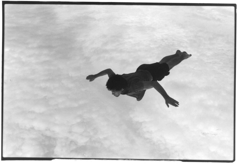 Flight, Silver Gelatin Print