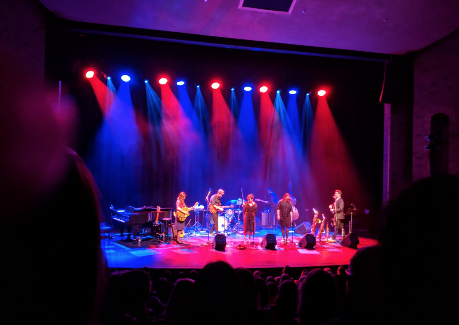 On a personal note, it was wonderful to see a packed house for the Arden's presentation of Colleen Brown sings the Joni Mitchel Songbook (featuring St. Albert's own Peter Belec on guitar!). I highly recommend keeping an eye on the Arden's Professional Series shows for incredible performances.