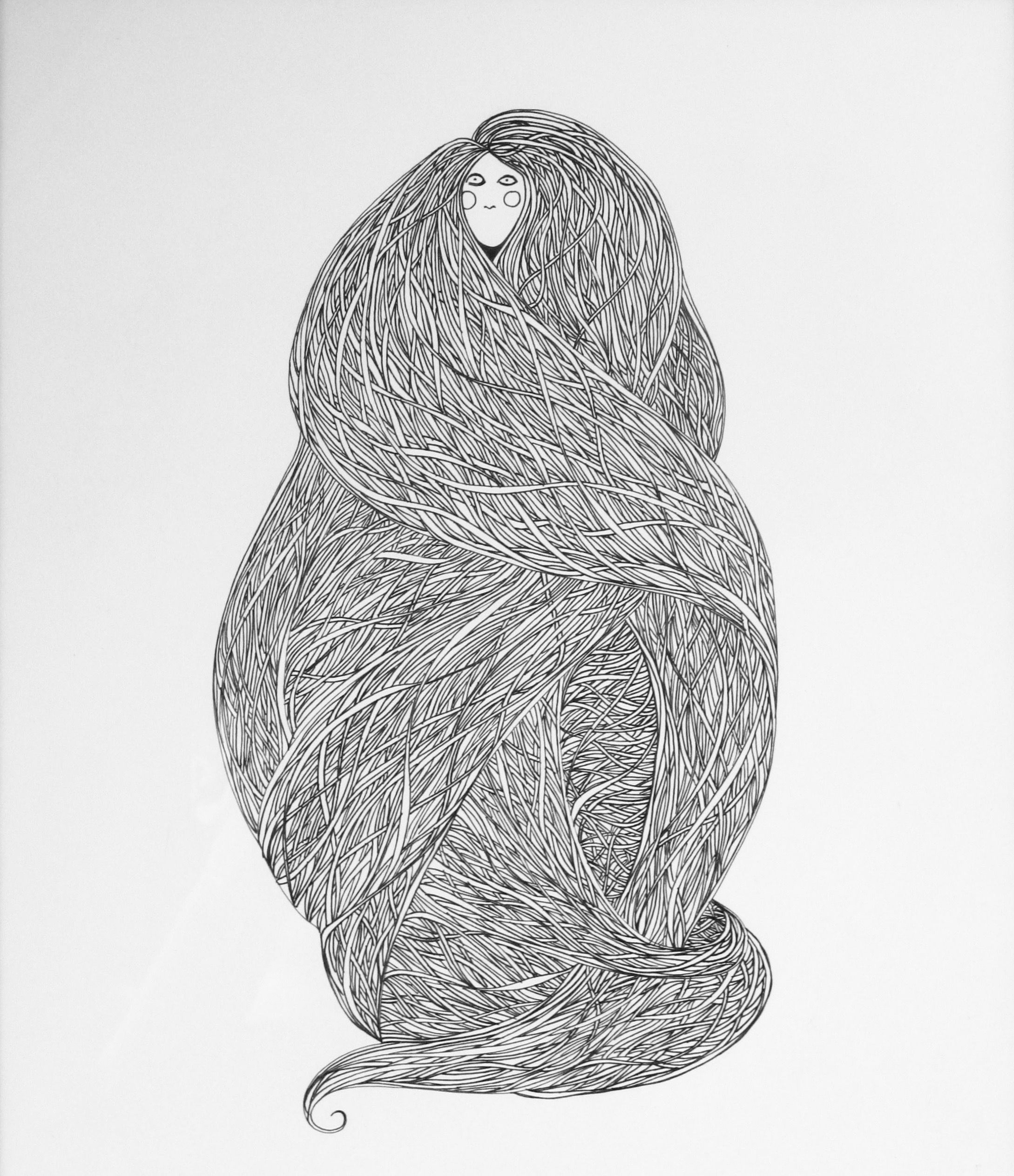 Hair Blanket