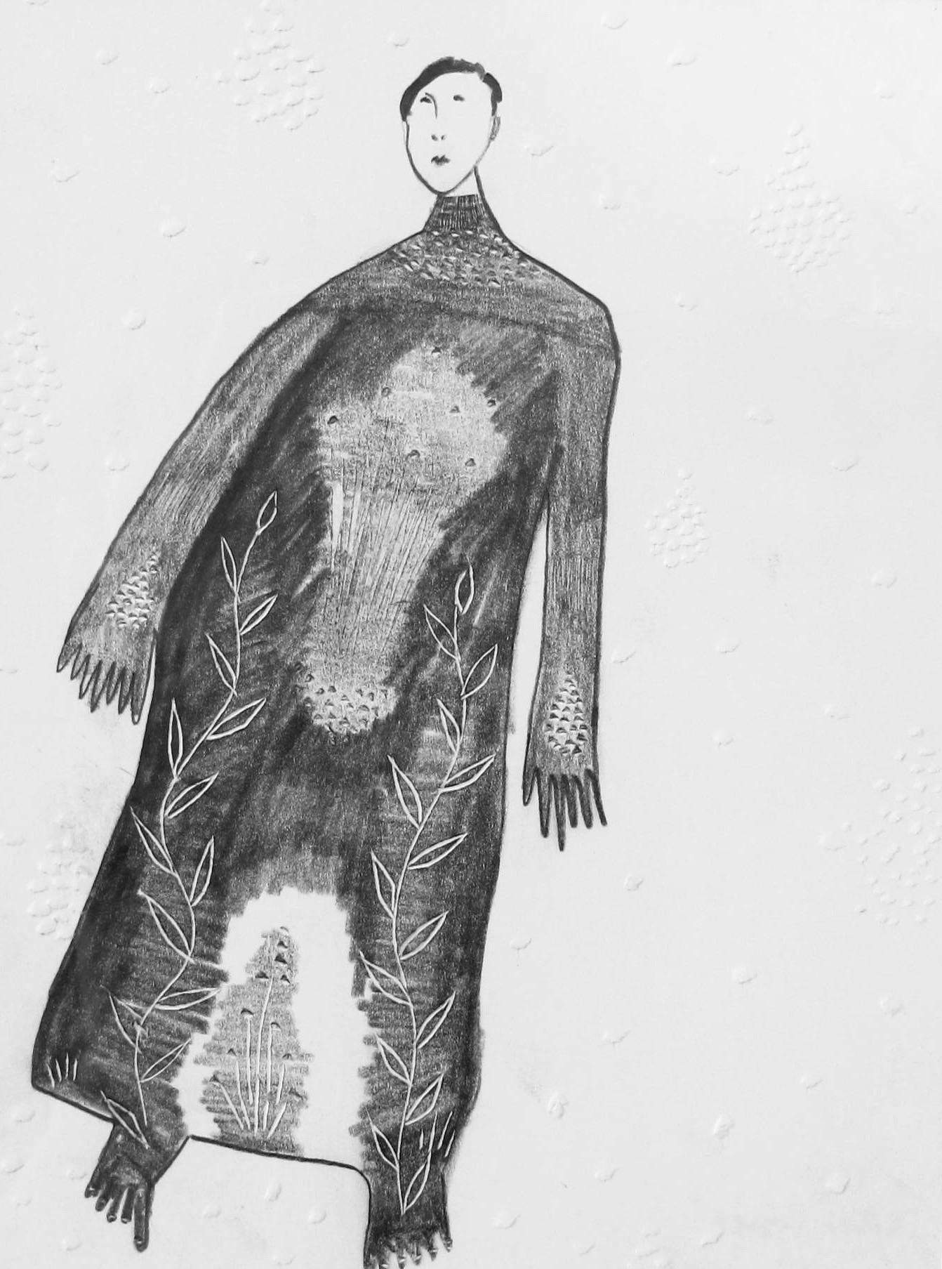 Winter Garden Dress 1