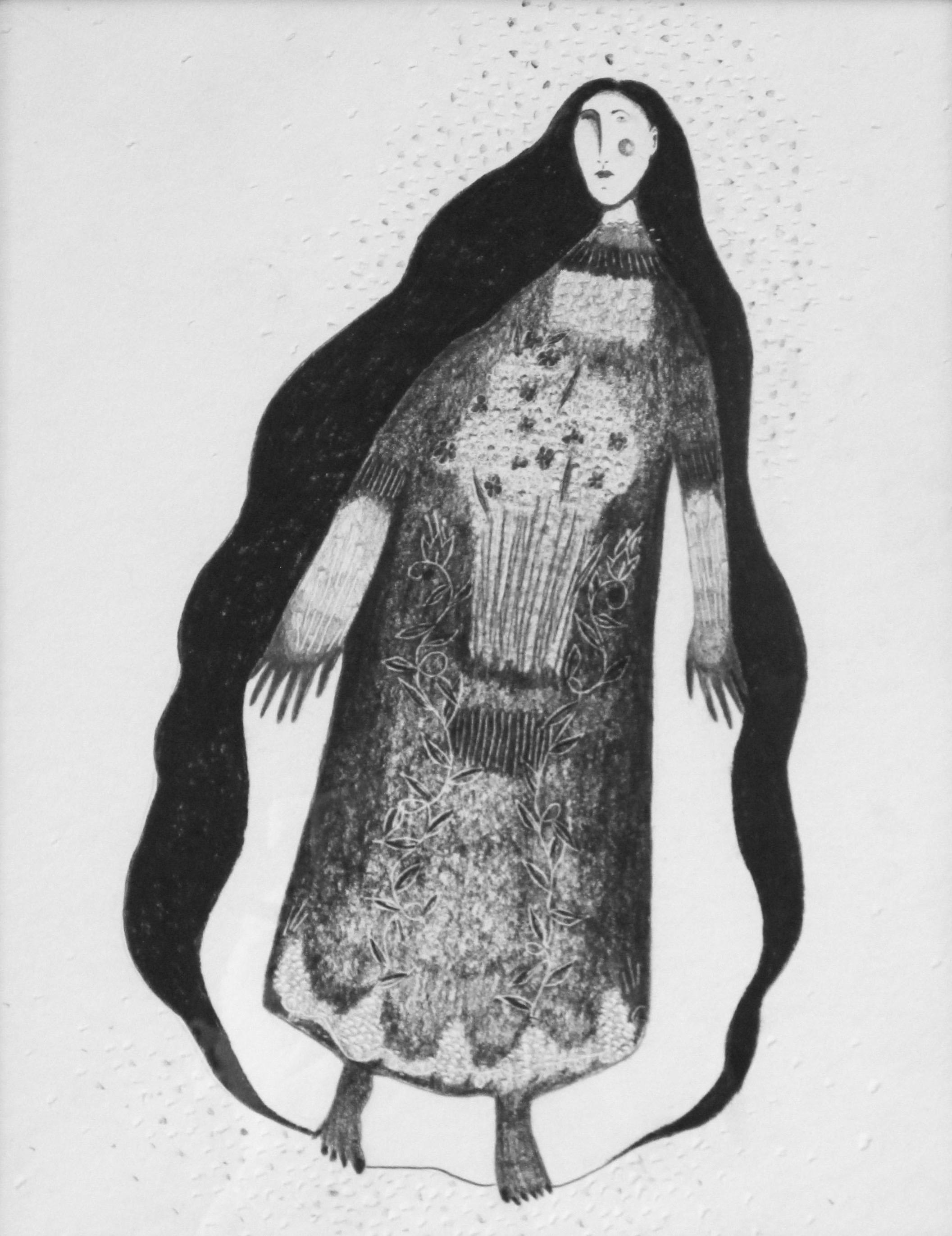 Winter Garden Dress 3