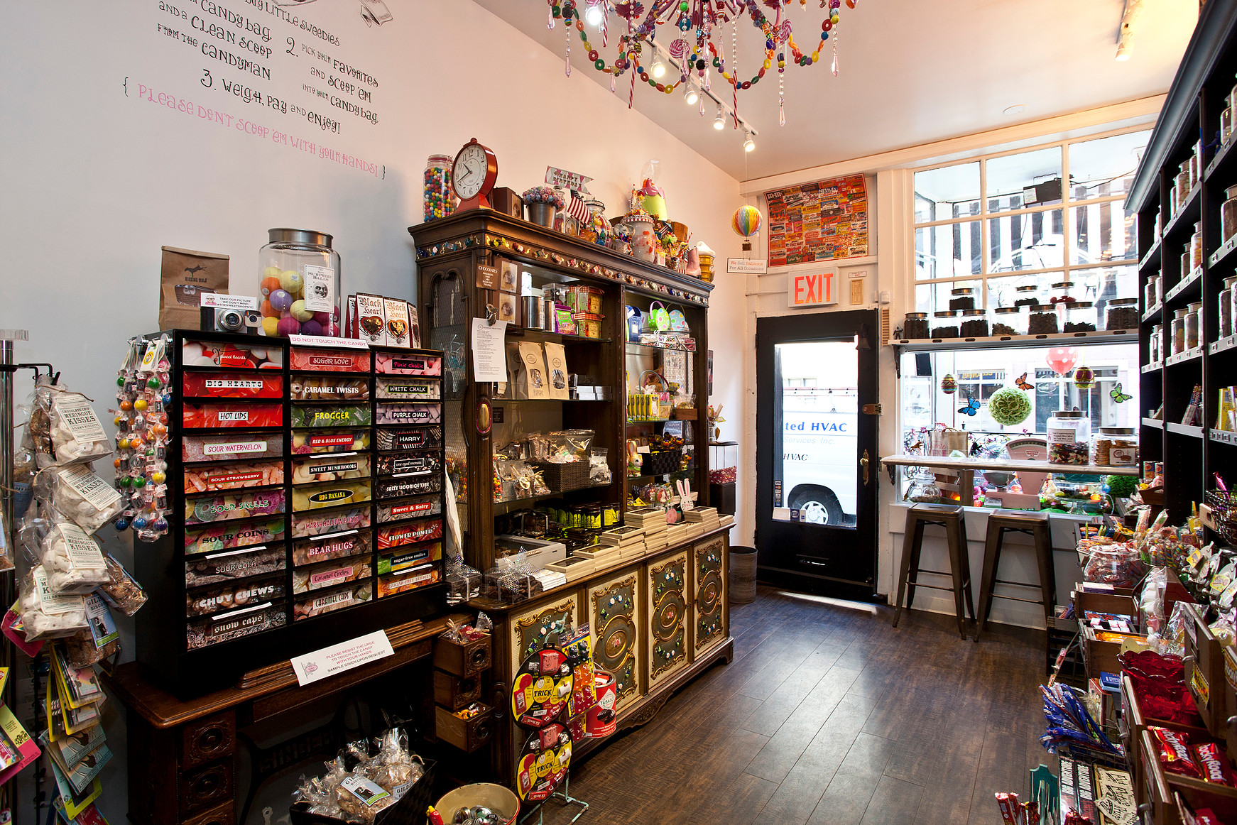 The Sweet Shop NYC - Dessert Shop and Candy Shop