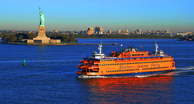 Staten Island Ferry(Review Coming Soon) -