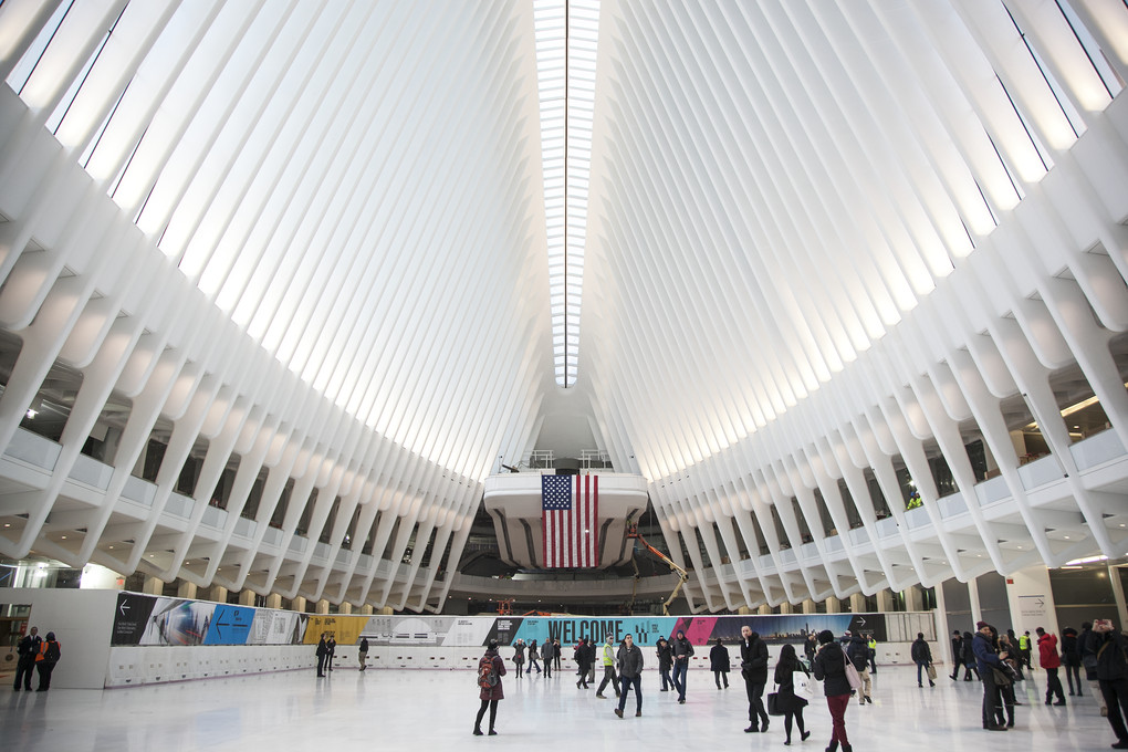 Oculus / Westfield World Trade Center -