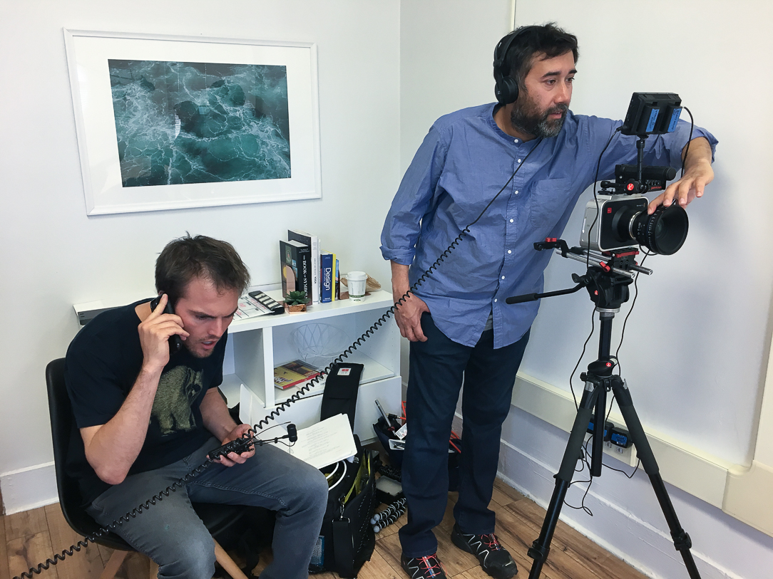 Filmmaker Romy Randev wanted to capture a behind the scene perspective during the making of his newest film Silicon Alley. This was a grueling 4 day, 8 location shoot in San Francisco and Oakland.