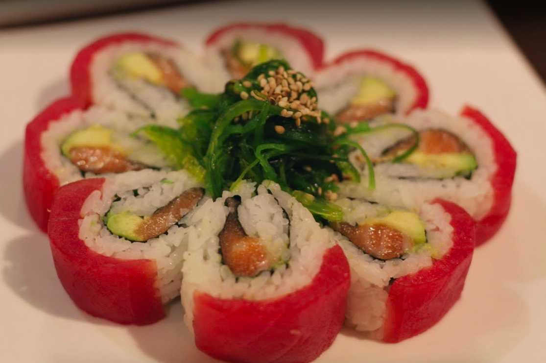 O Sushi Newark CA Sakura Roll.png