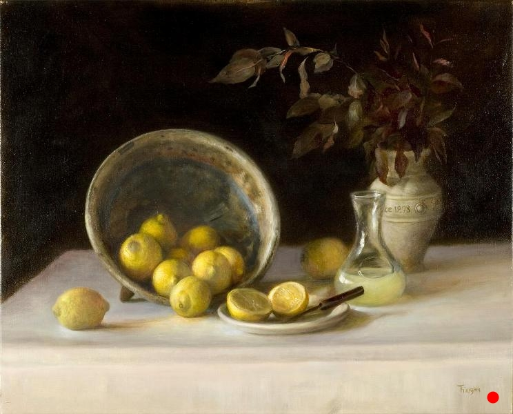 """Blue, Yellow, White"" Lemons"