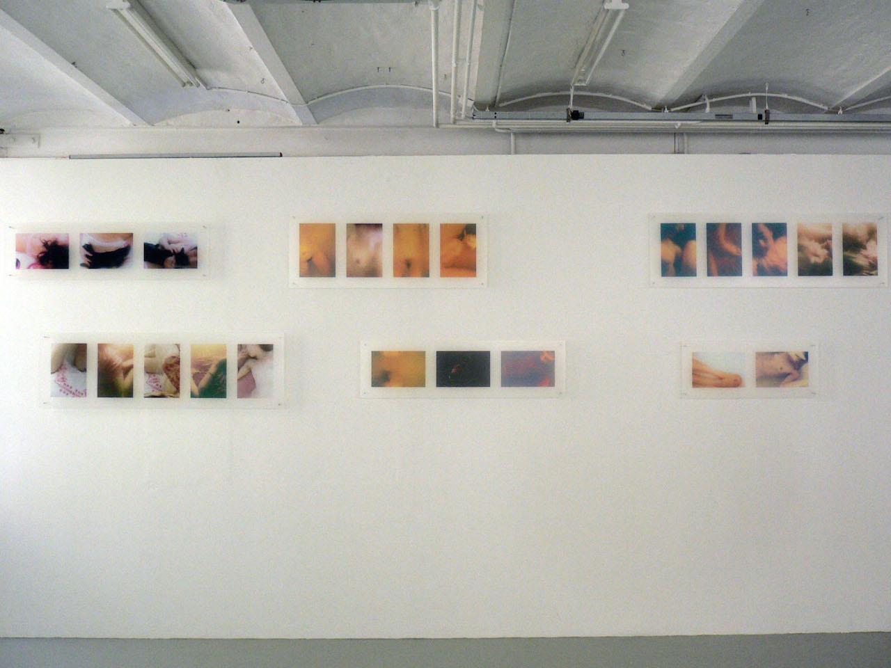 Girls,girls,girls-Accrochage centre d'art de Neuchatel -CAN-2005-switzerlan5.JPG