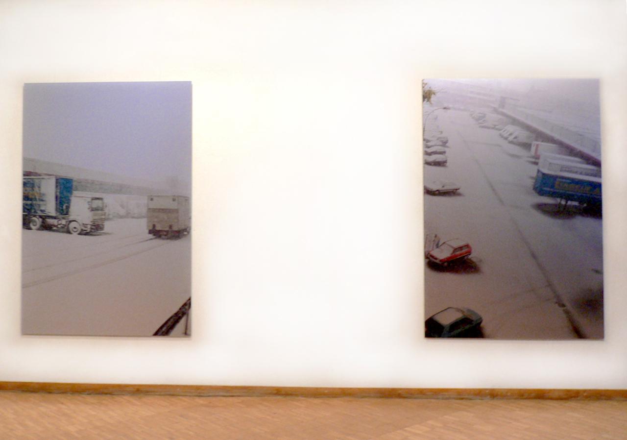 CENTRE CULTUREL A.MALRAUX-La dimension cachée-Kremlin Bicetre camion 2-2007-3.JPG