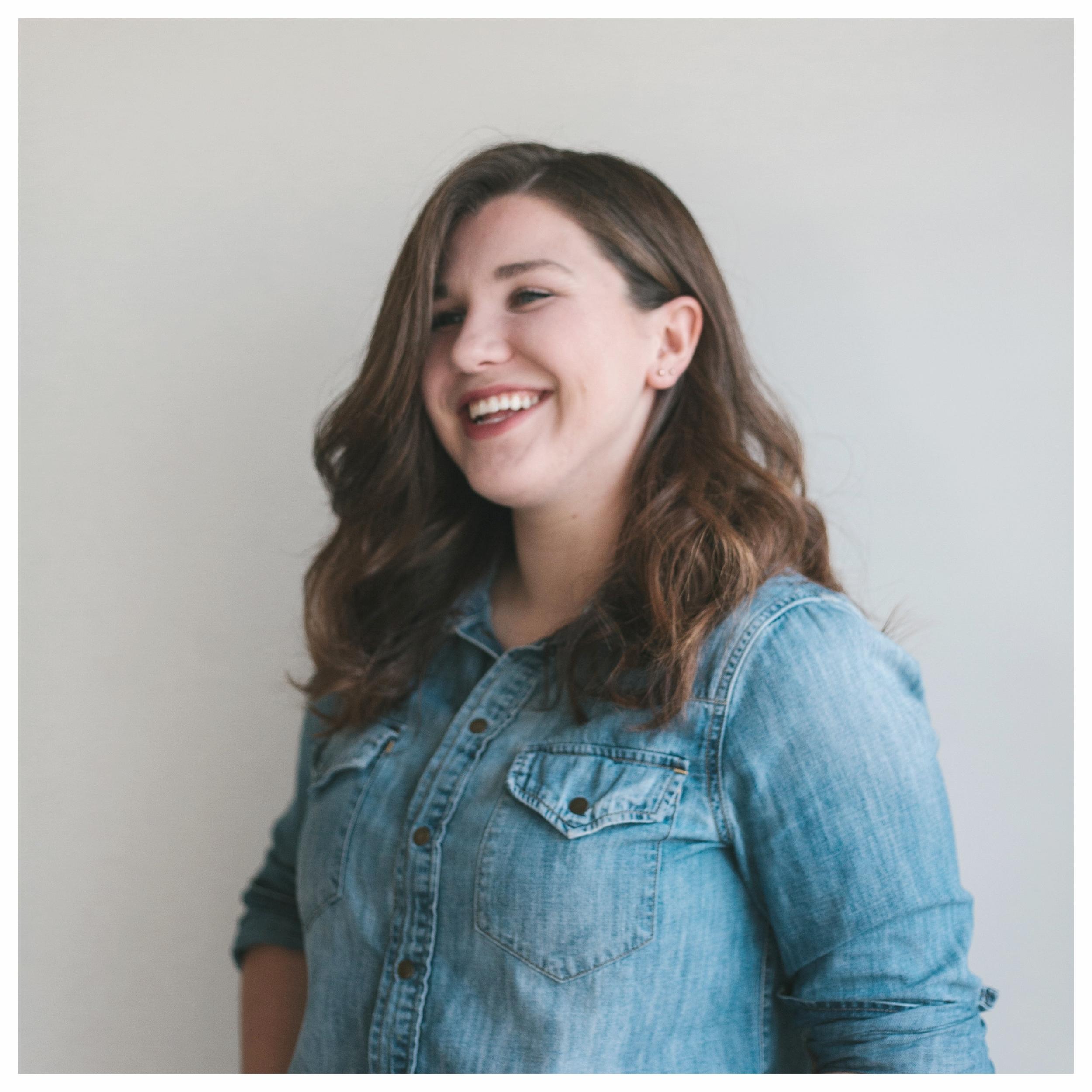 Co-founder - Leah McGowan