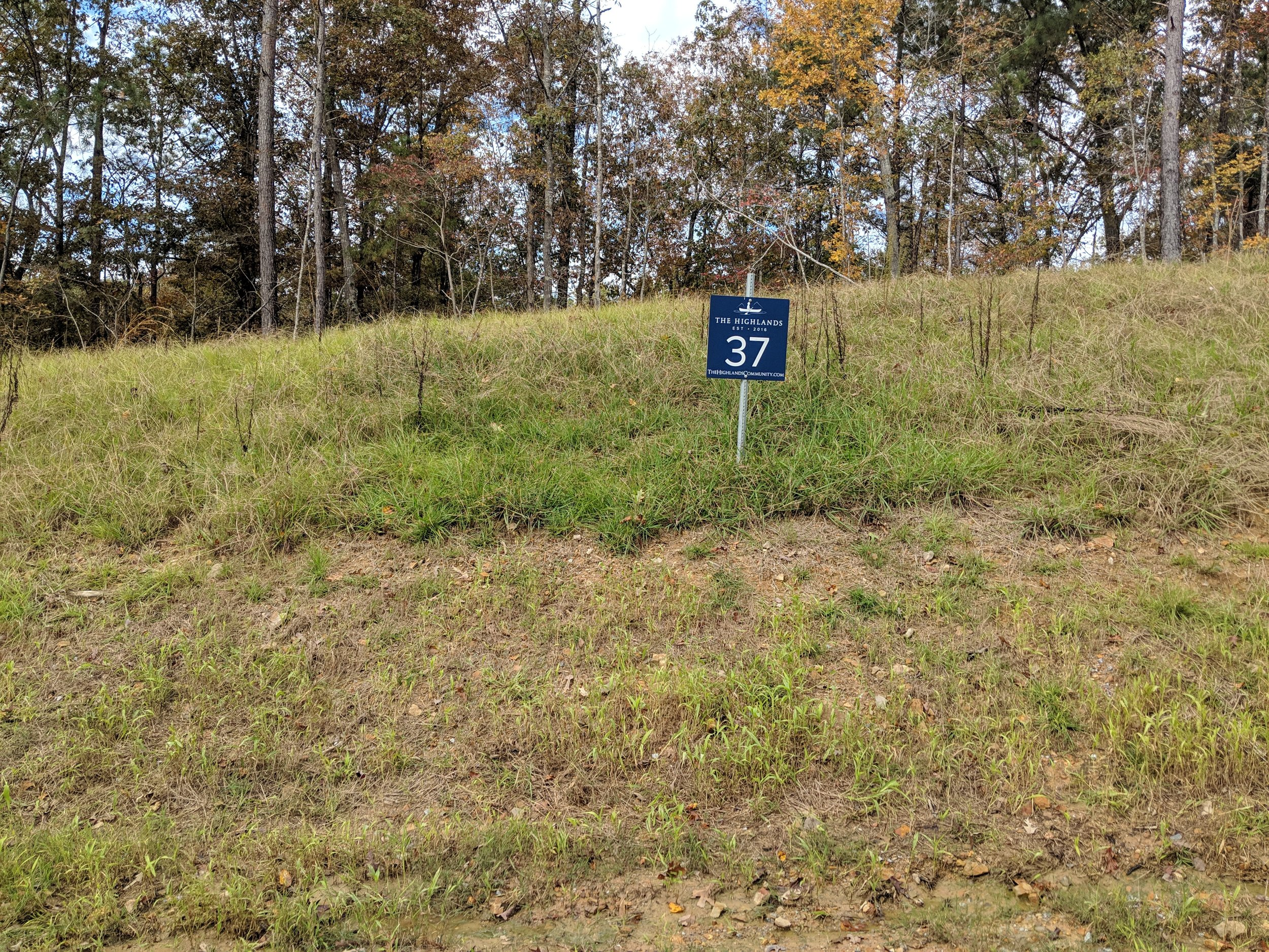 Homesite #37   List Price: $105,000  Size: 1.71 acres  Section: Chelsea  Street: Timberview Trail