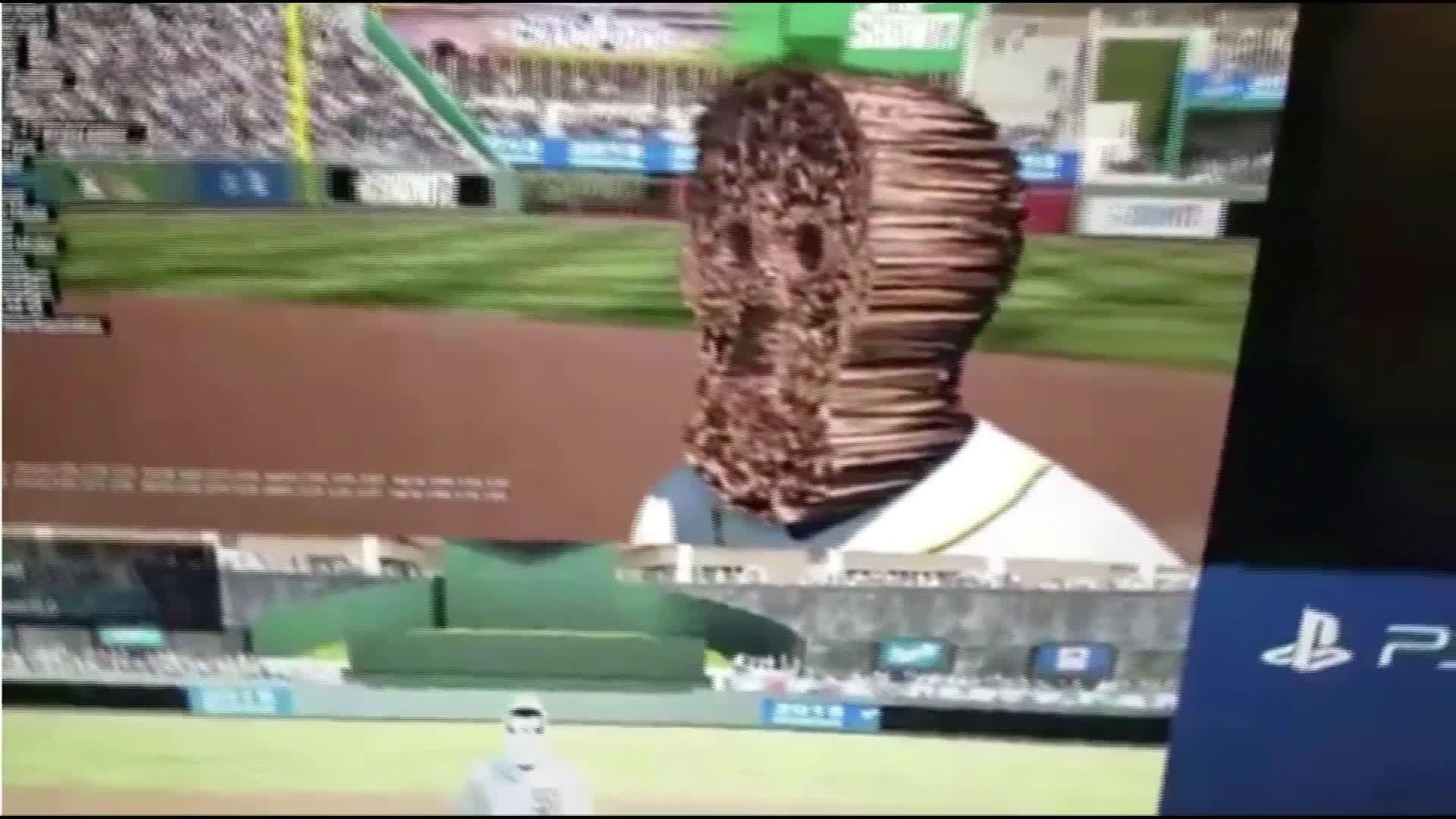 MLB 2k17 nightmare fuel
