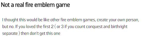 This comment was about Fire Emblem Echos: Shadows of Valencia which is a remake of a 18 year old game.
