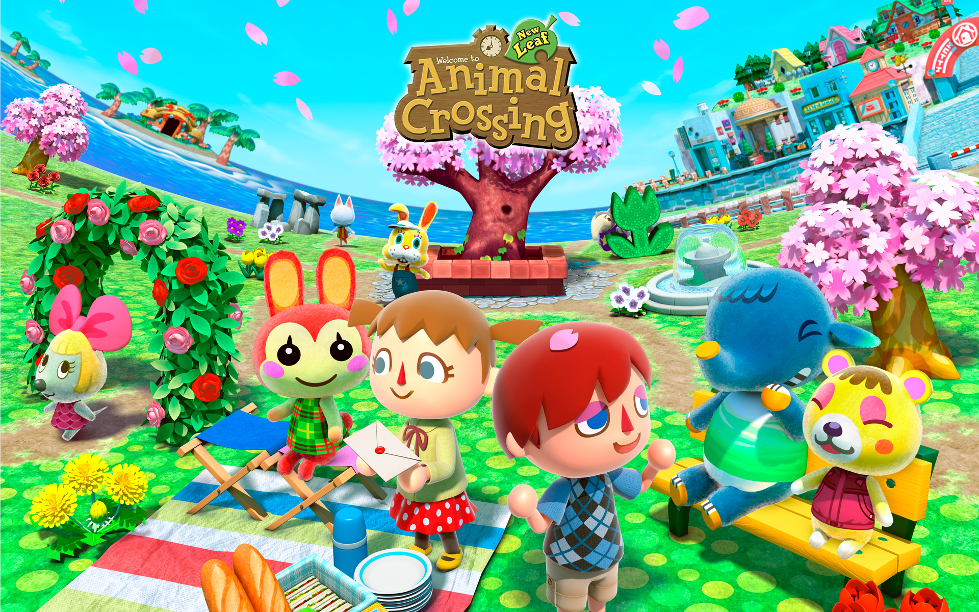 Animal Crossing, 2012