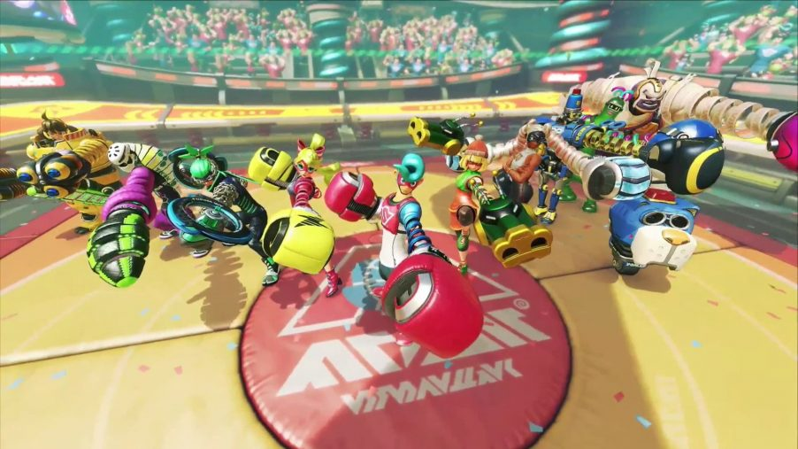 The ARMS roster.
