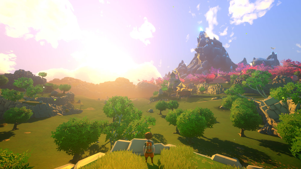 This is literally just Breath of the Wild's first Scene.                                                                                             Credit: Prideful Sloth
