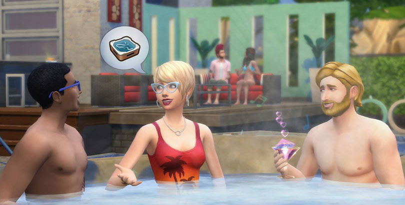 10 dollars just for hot tubs. But hot tubs are important to players. Doesn't mean you should charge them 10 dollars.