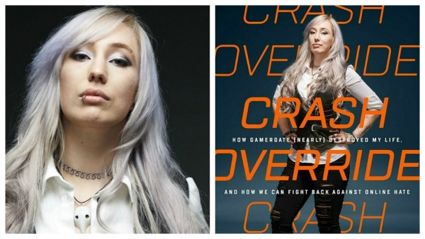 "Zoë Quinn was Gamergate's first target. You can go support them and learn more about the bullshit in their book. Which I wouldn't call written ""well"" but it is informative."