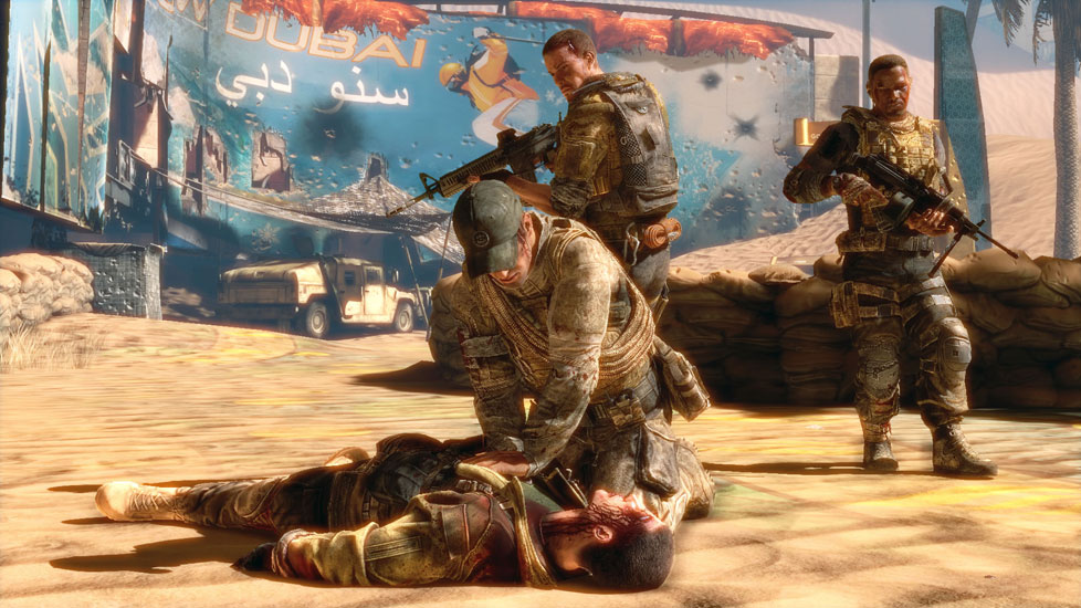 Spec Ops is seriously so good.