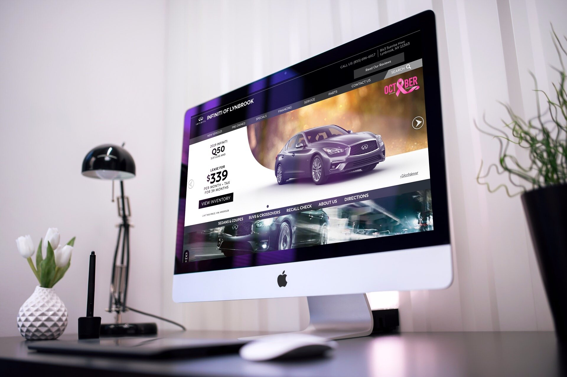 """Design (+) - Fox Dealer offers Design (+) as a flat rate design package to strengthen your website's """"WOW"""" factor. Our in-house design team works closely with each client to build a site that reflects brand identity and optimizes conversions. With Design (+), you keep all your digital marketing needs under one roof."""
