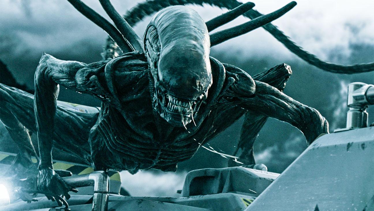 Alien: Covenant - (2017)