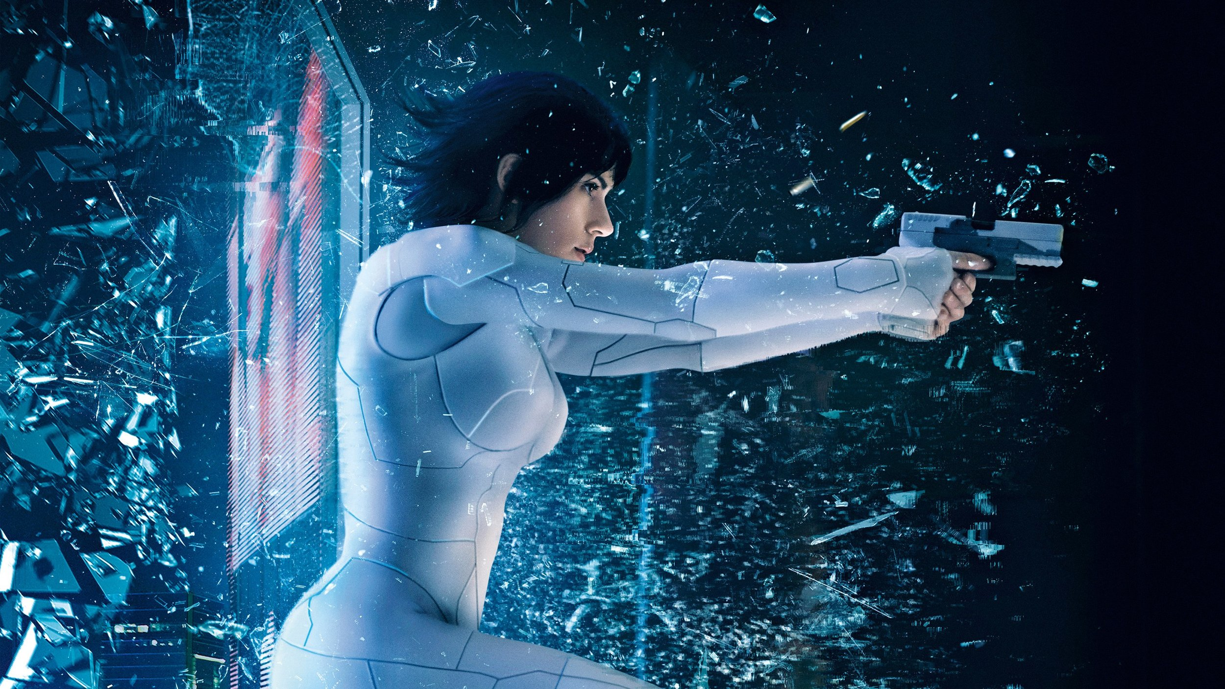 Ghost in the Shell - (2016)
