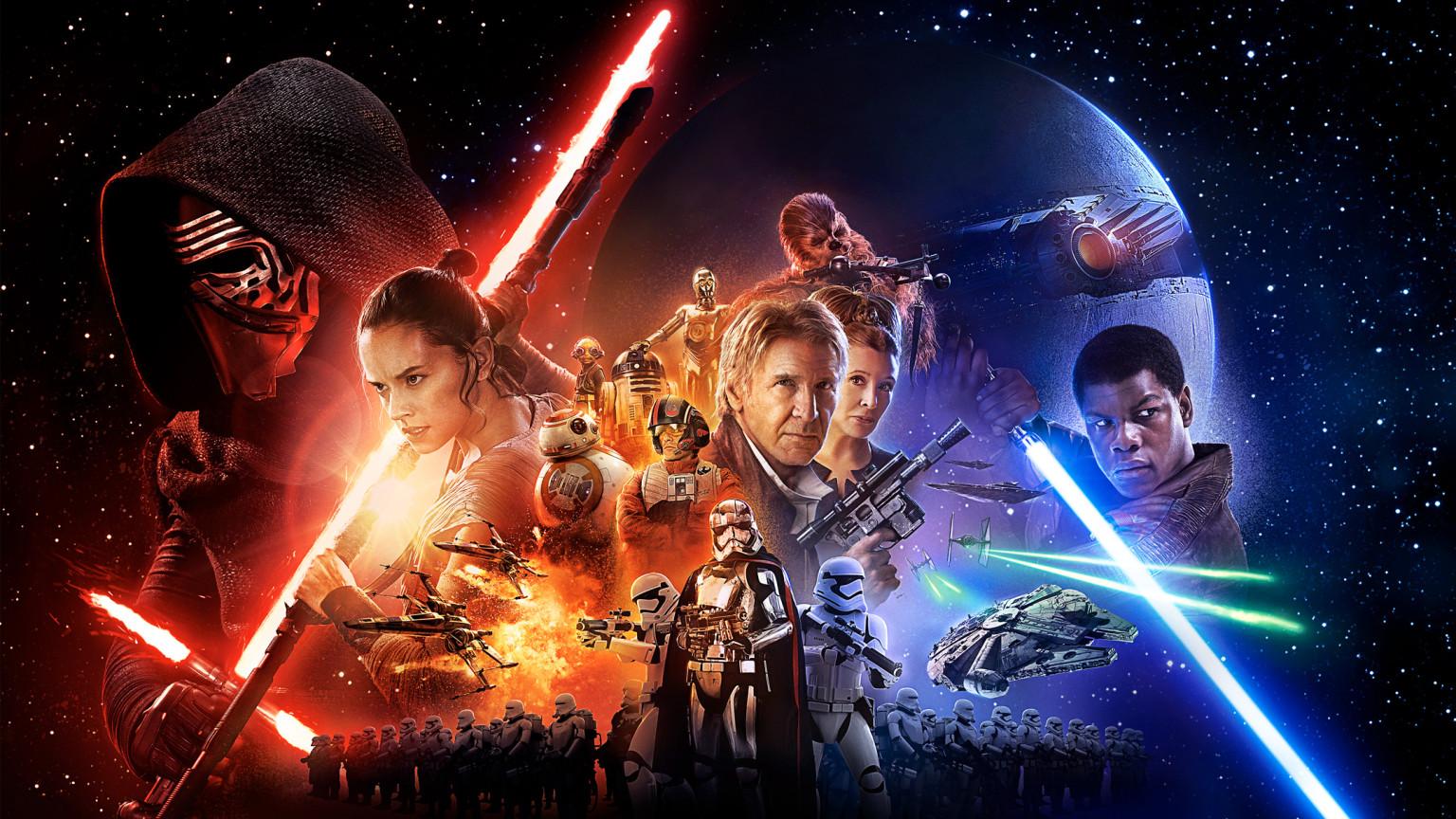 Star Wars: The Force Awakens - (2016)