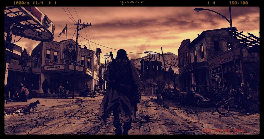 beastland - (adventure / post-apocalypse)110 PAGE FEATURE FILM SCREENPLAY