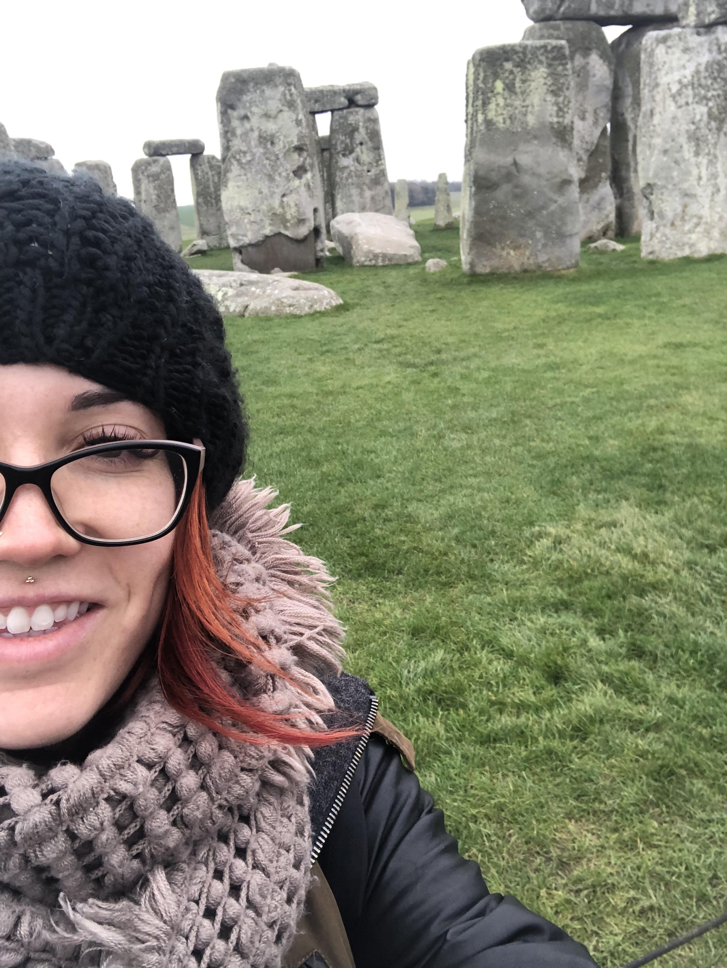 Stonehenge!