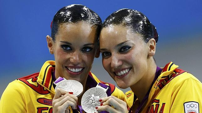 - Silver medal winners at the 2012 Olympic Games in London