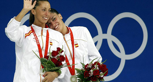 - Silver medalists at the 2008 Olympic Games in Beijing