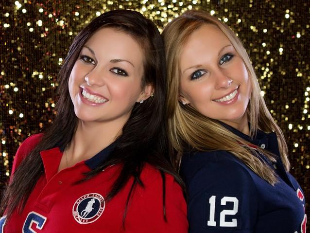 - Mary and I at the 2012 Team USA Media Summit