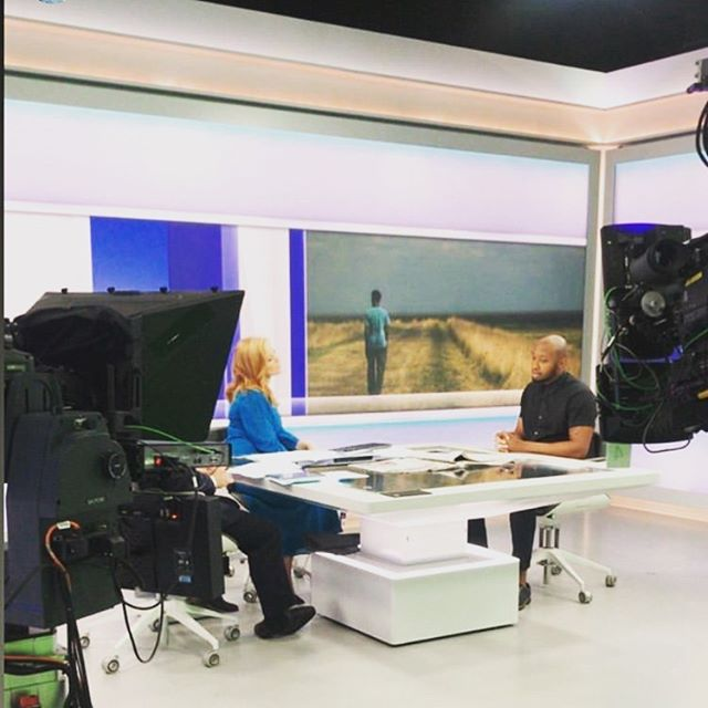 Enjoyed my time on Sky News this morning discussing #thelasttreefilm  OUT in cinemas now 🙌🏿